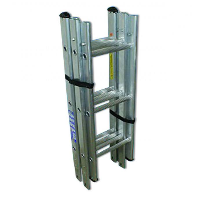 Heavy Duty Surveyors Ladders - 3 x 3 rungs