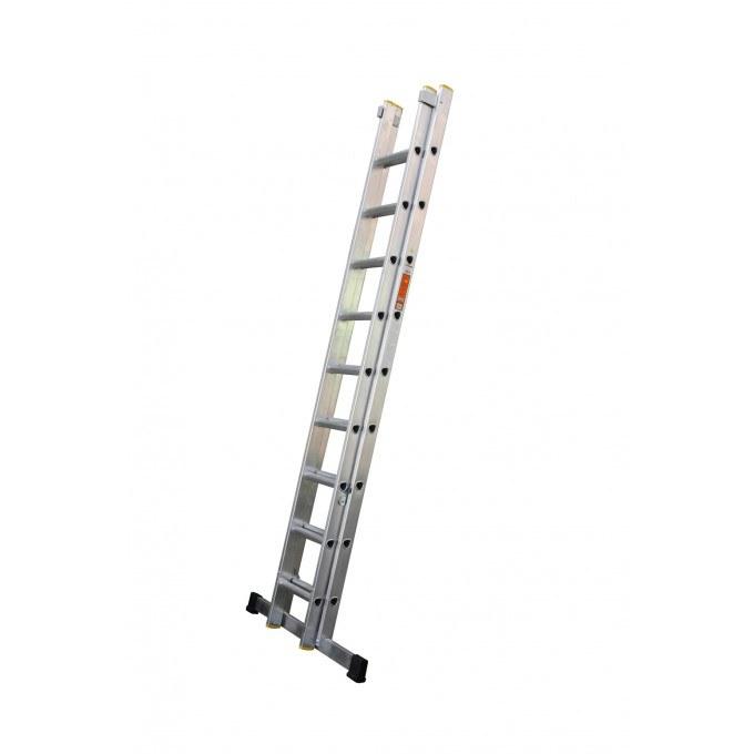 EN131 Professional Double Section Extension Ladder