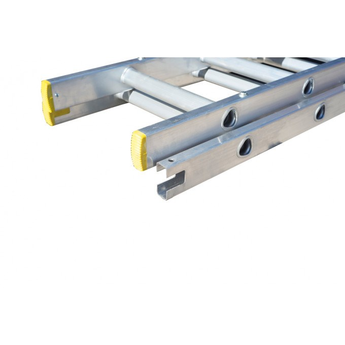 Double Extension Ladder Without Stabiliser Bar
