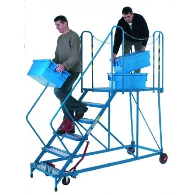 Easy Slope Platform