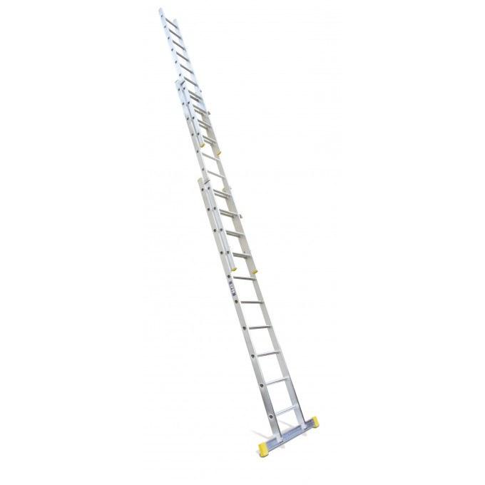 Lyte 3 Section EN131 Professional Extension Ladder