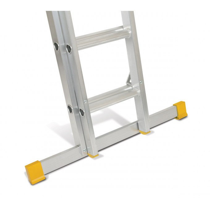 Lyte EN131 Professional 2 Section Extension Ladders