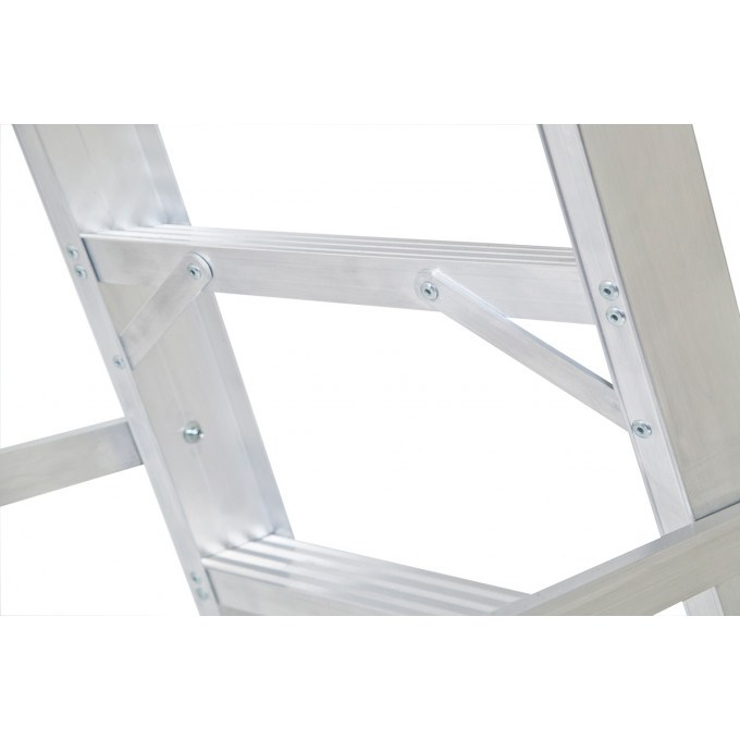 Lyte Heavy Duty Swingback Stepladders