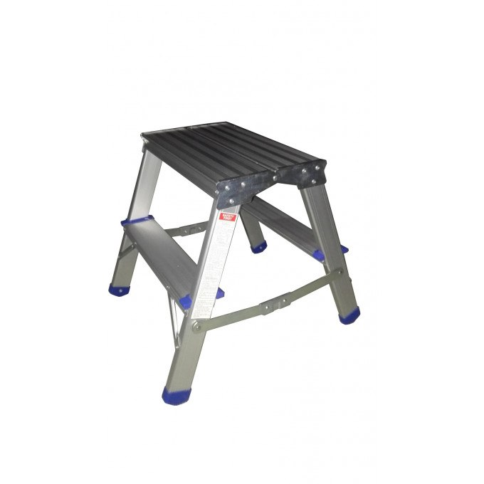 Folding Aluminium Handy Step Stool