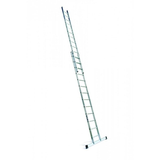Lyte EN131 Professional Heavy Duty 2 Section Extension Ladders