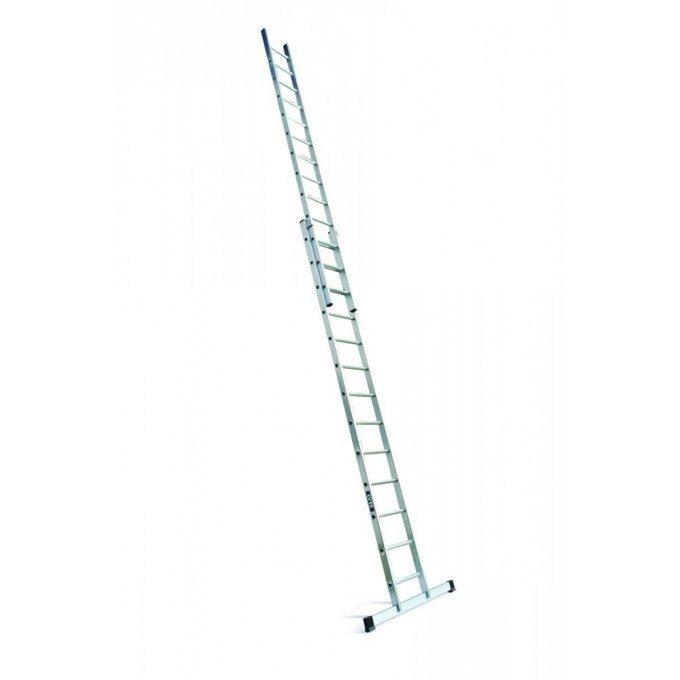 Lyte EN131 Professional Heavy Duty 2 Section Extension Ladders