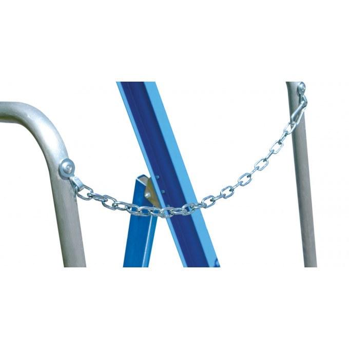 Lyte Glass Fibre Wide Stepladder - 7 Tread