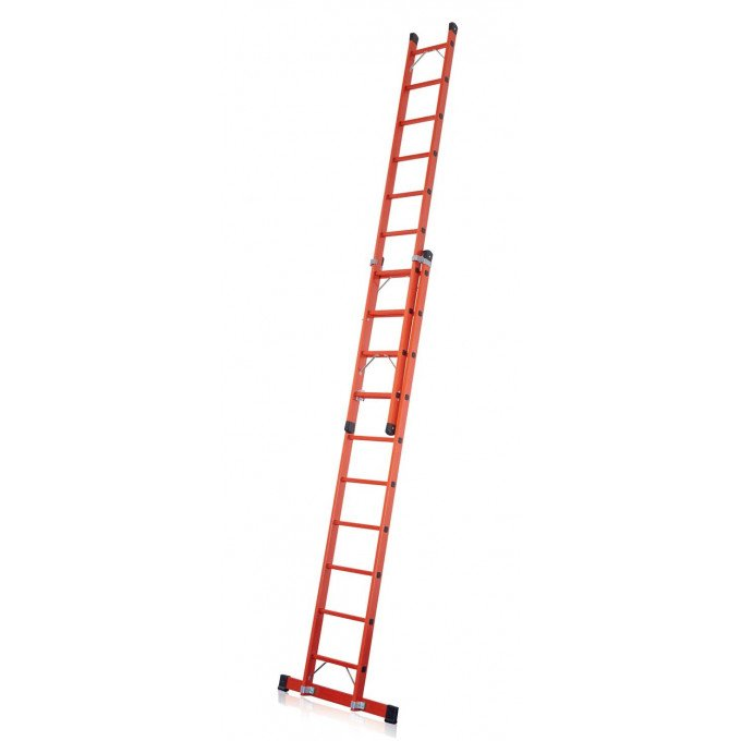 Zarges-GRP-2-Part-Extension-Ladder