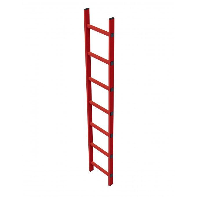 Zarges Glassfibre Reinforced Plastic Shaft Ladder