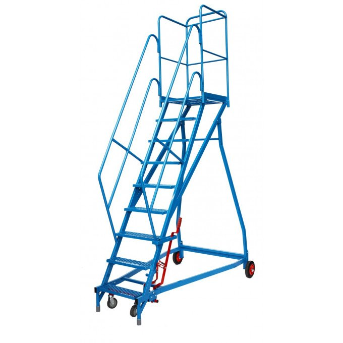 Fort Access Heavy Duty Elite Mobile Warehouse Steps