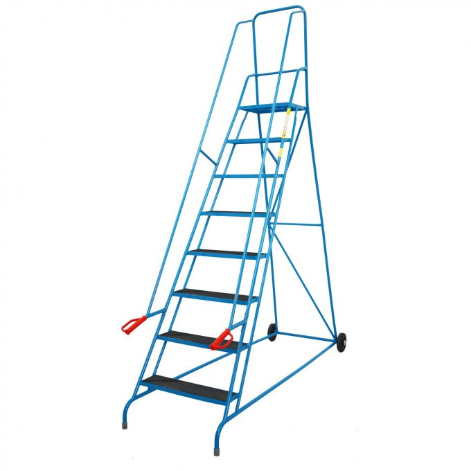 Wheel Mobile Warehouse Steps