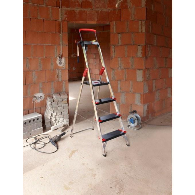 Hailo Championsline XXR Safety Step Ladder - 6 Tread