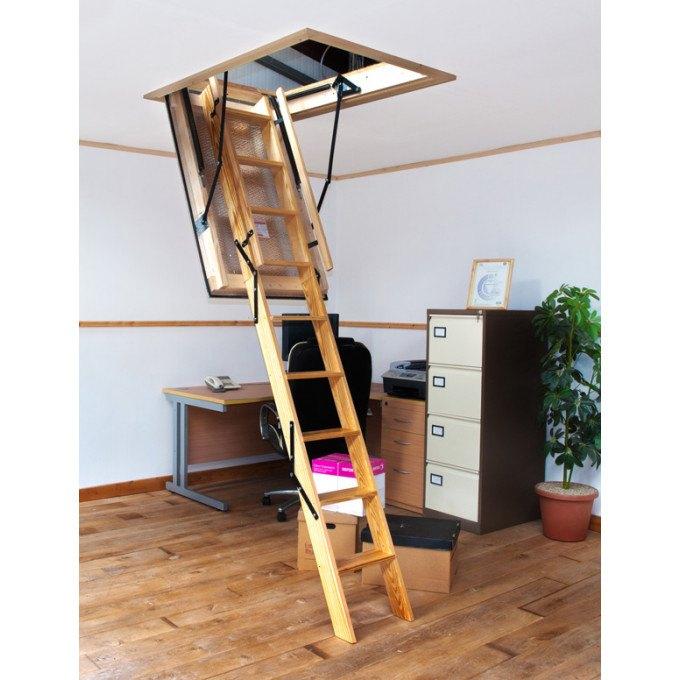 Heavy Duty Stira Loft Ladder