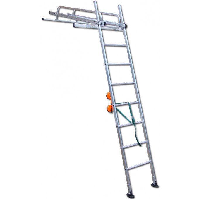 Heavy Duty Conservatory Access Ladder for Cleaning & Maintenance