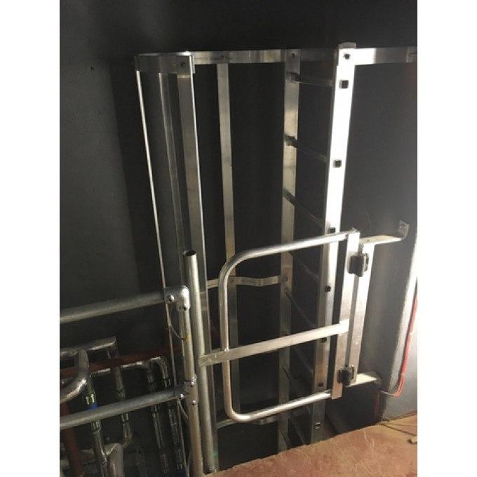 Bespoke Vertical Fixed Access Ladder