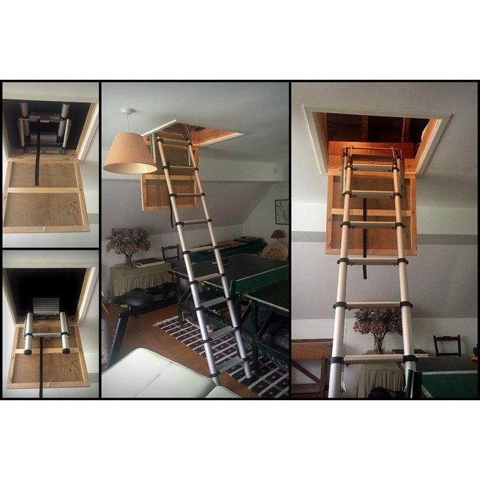 James' Telesteps 60324 Loft Ladder