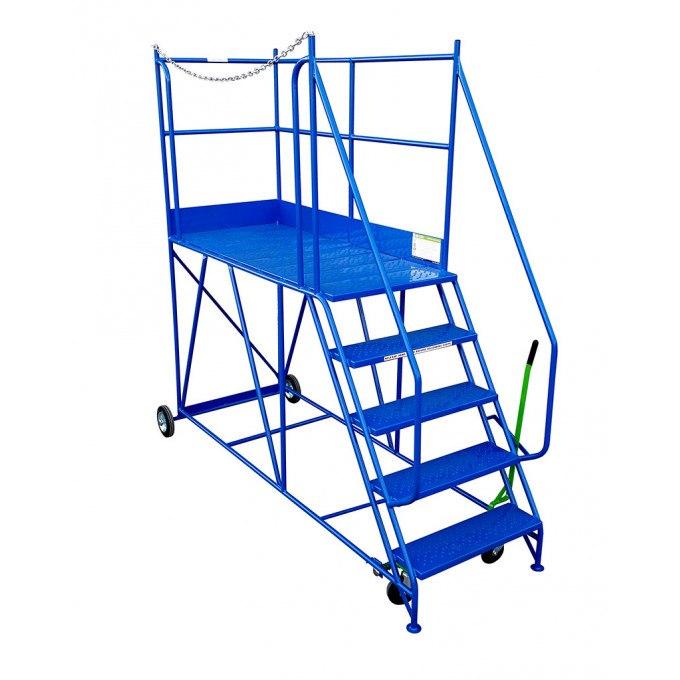 Klime-ezee Access Platform - 2 Tread