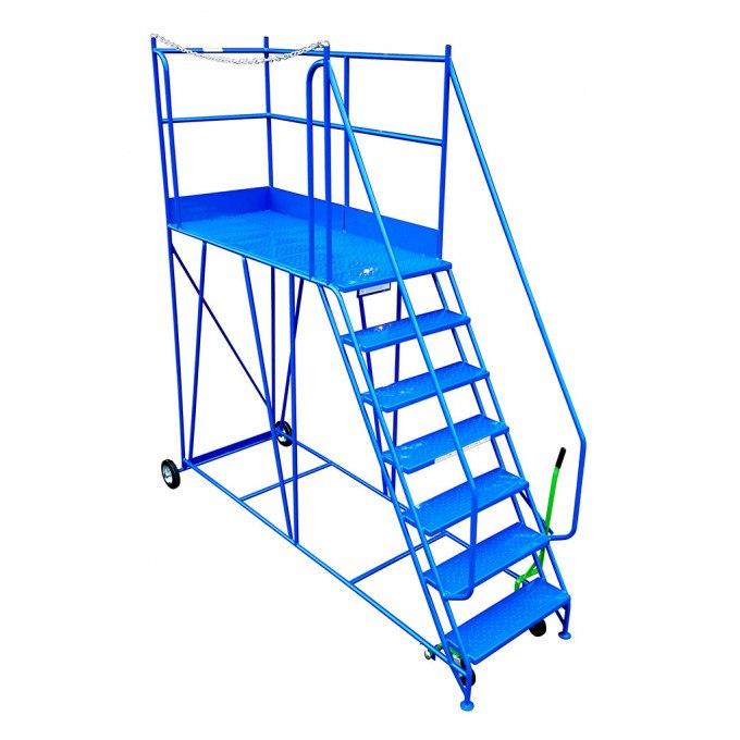 Klime-ezee Access Platform - 7 Tread