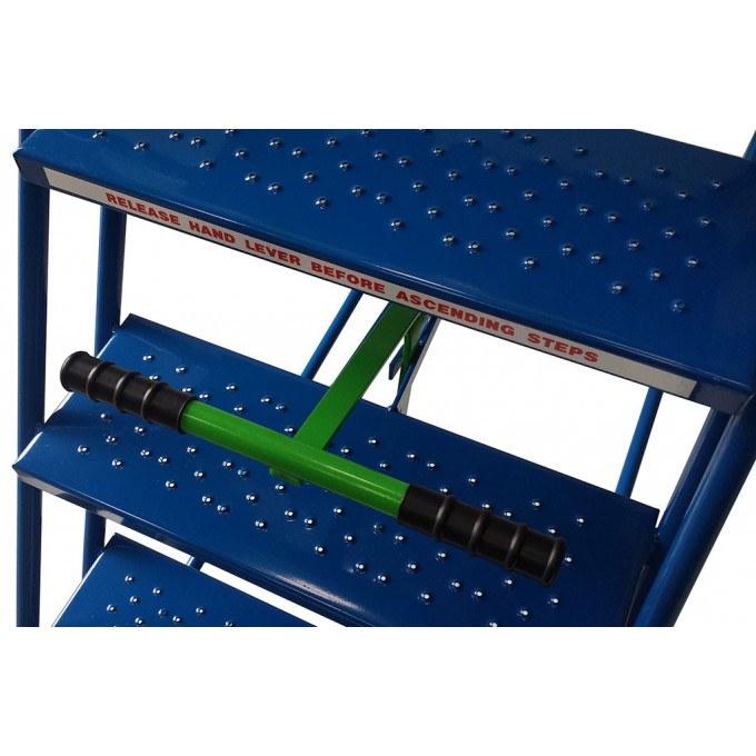 Klime-ezee braking system