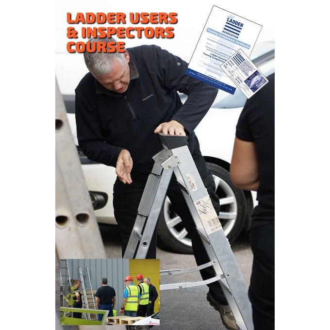Ladder Association Ladder Users & Inspectors Course