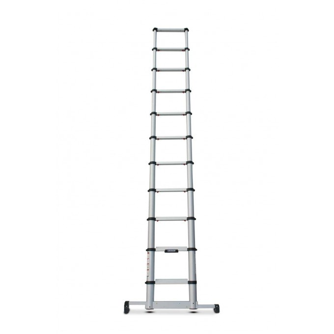 Lyte-up-telscopic-ladder-extended