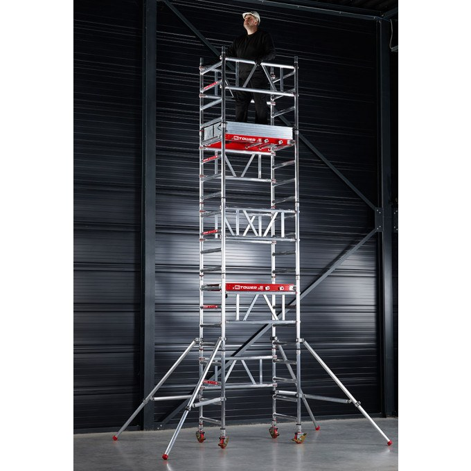 MiTower One Man Scaffold Tower