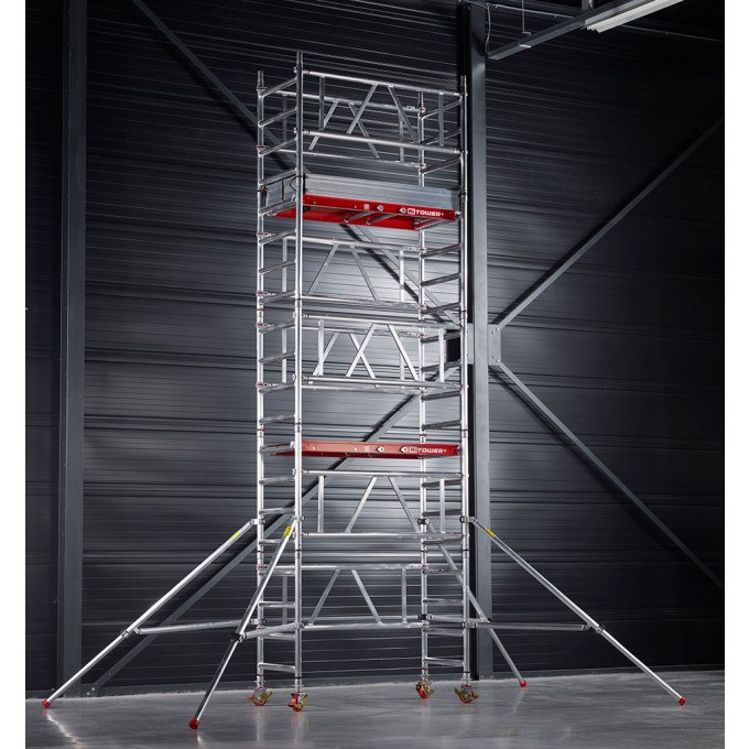 MiTower Plus One Man Scaffold Tower