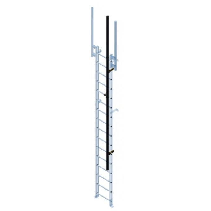 Steel-Vertical-Ladder-With-Walkthrough-Fall-Arrest