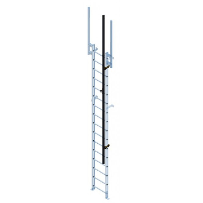 Steel-Vertical-Ladder-With-Walkthrough-Fall-Arrest