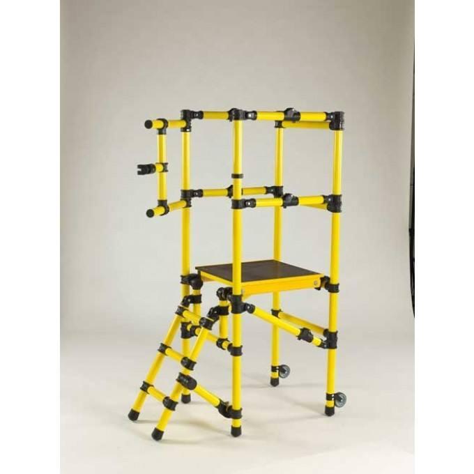 Low Level GRP Fibreglass Platform / Podium With 0.95 m Platform Height