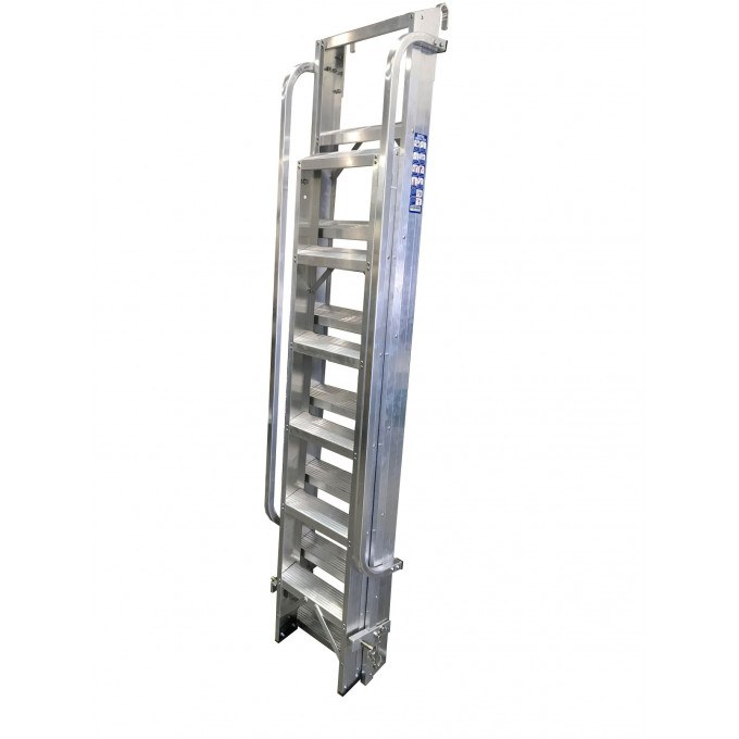 Portable-loft-ladder-closed