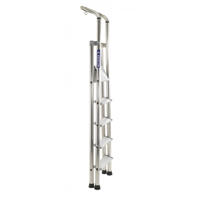 Zarges Probat Stepladder Closed
