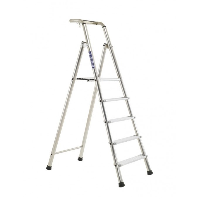 Zarges Probat Platform Step Ladder
