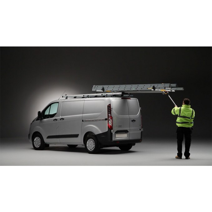 Safestow3 Vehicle Ladder System - 2.2 m for Double Ladders