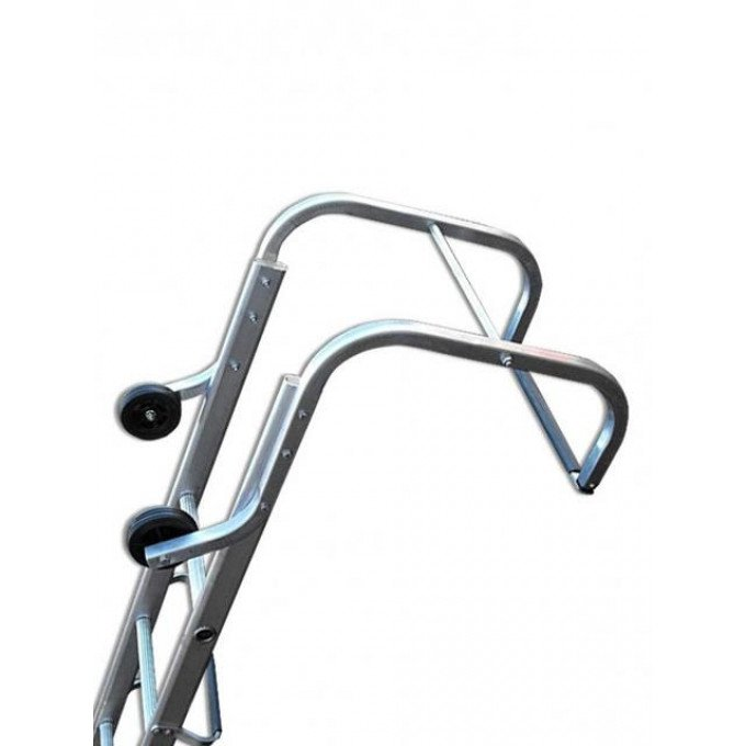 Single Section Industrial Roof Ladder - 4.95 m
