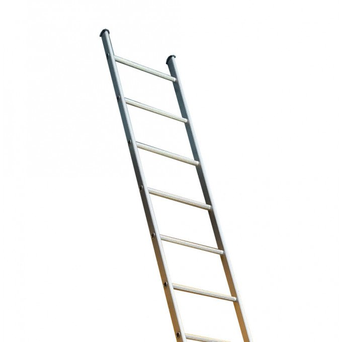 Aluminium Single Section Ladders