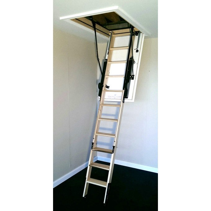 Skylark Electric Foldaway Loft Ladders