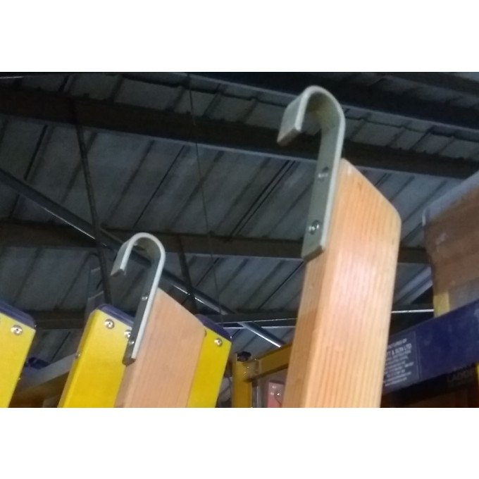 Shafting Hooks For Single Section Ladder