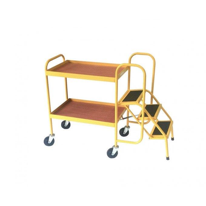 Klime-ezee Order Picking Trolley