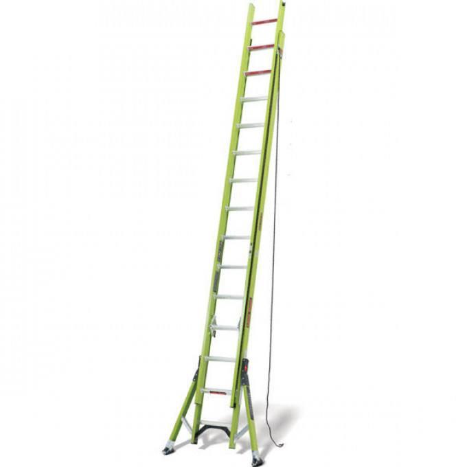 Little Giant Hyperlite Sumostance Extension Ladder