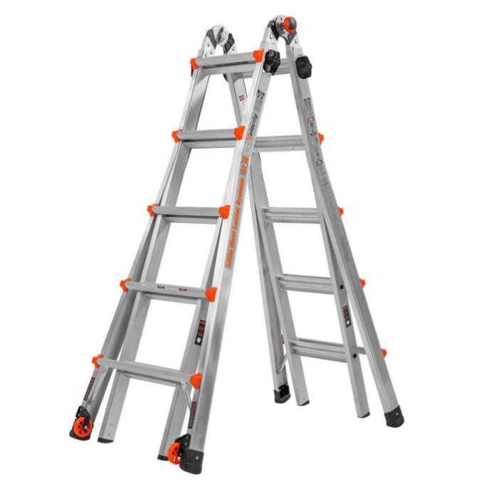 Little Giant Velocity Multi-Purpose Ladder 4 x 5