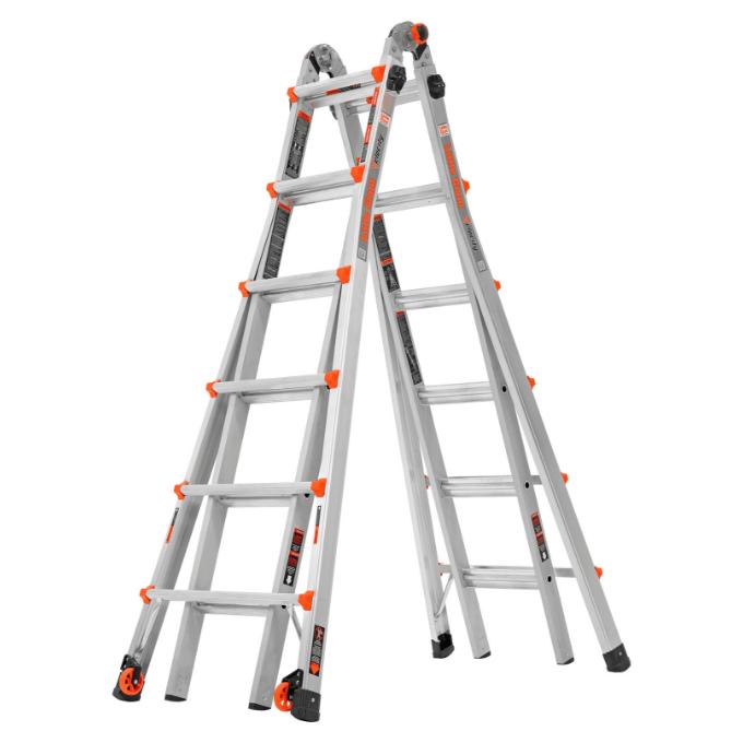 Little Giant Velocity Multi-Purpose Ladder 4 x 6