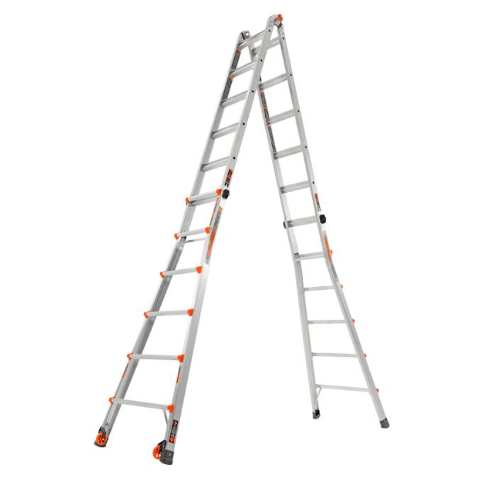 Little Giant Velocity Multi-Purpose Ladder 4 x 6 - Extended Step ladder