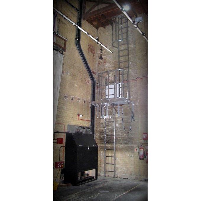 Theatre Bespoke Vertical Fixed Access Ladder