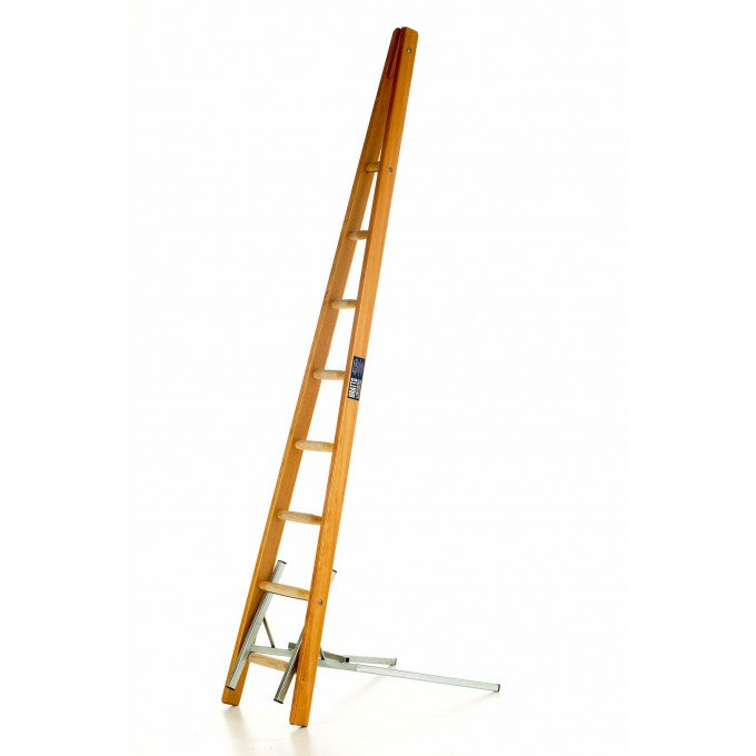 Bratts Timber Window Cleaning Ladders