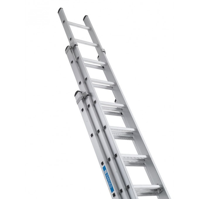 Zarges Z600 3 Section Extension Ladder - 8.6 m