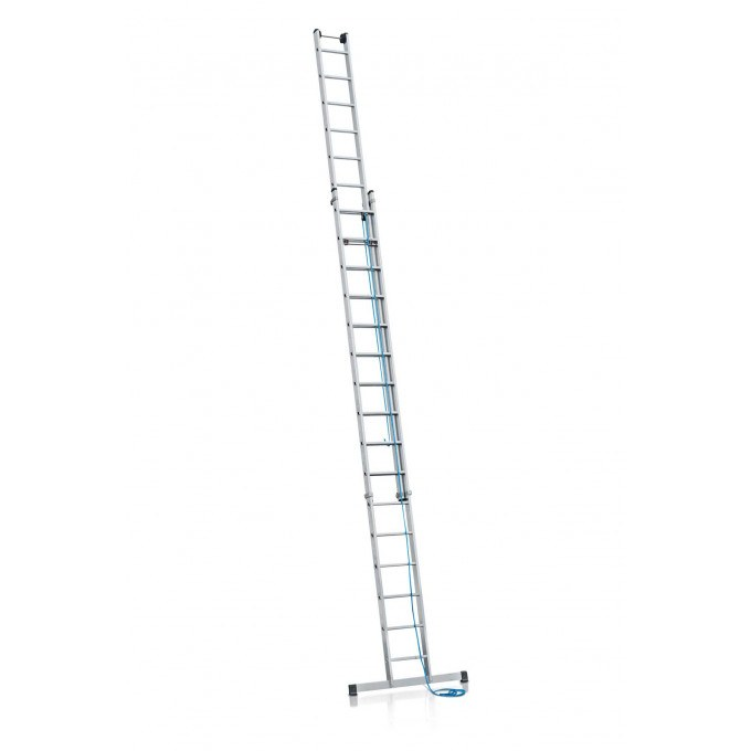 Zarges Z300 2 Section Rope Operated Extension Ladder