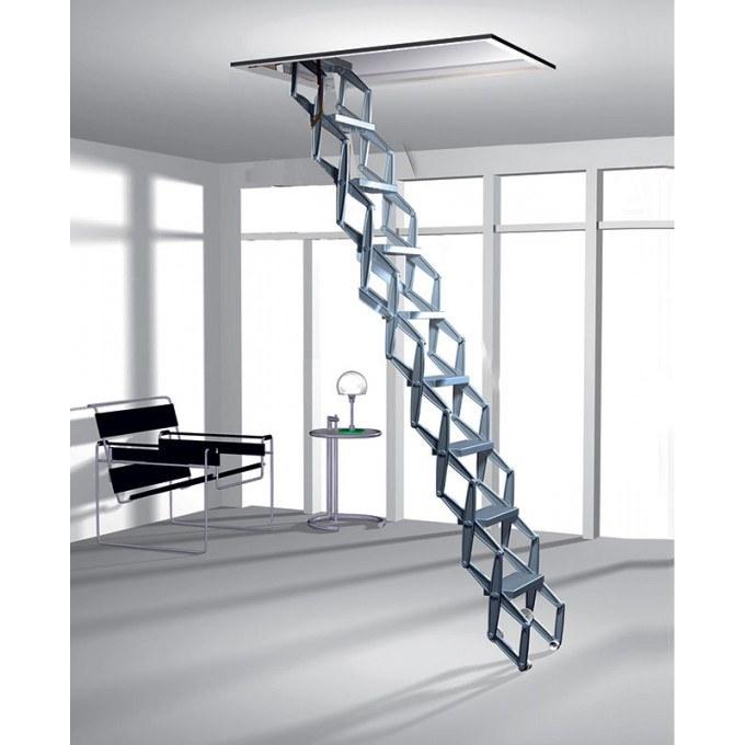 Zig Zag Heavy Duty Concertina Ladder