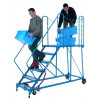 Powder Coated Fort Easy Slope Platforms