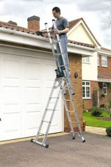 Werner Blue Seal 4 Way Combination Ladder